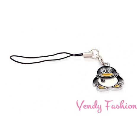 Přívěsek na mobil s tučňákem