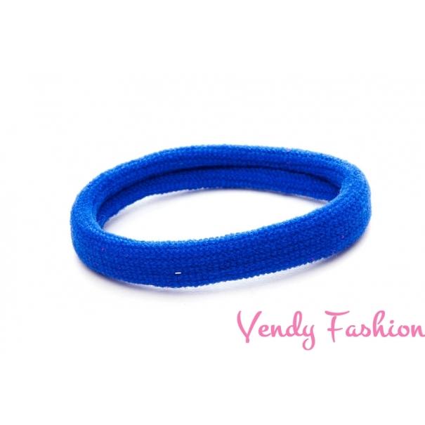 Gumička do vlasů látková tmavě modrá - Vendy-Fashion.cz b6186d3905